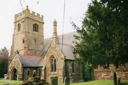 St. John the Baptist, Wappenbury & Eathorpe