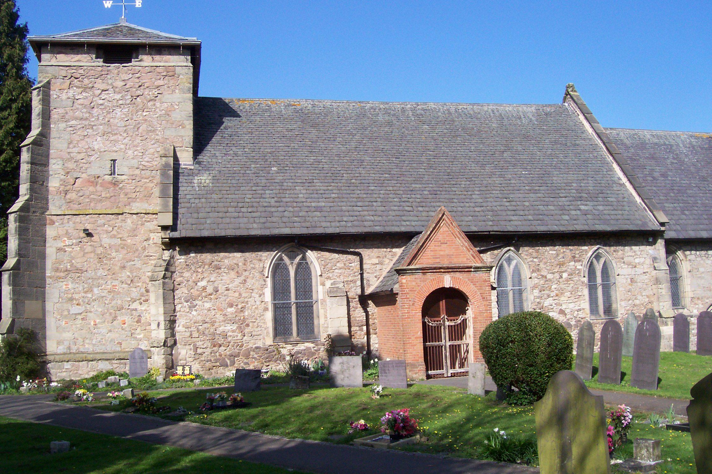 St. Peter's, Braunstone