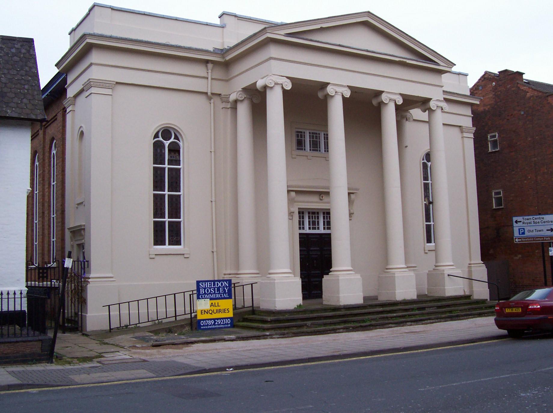 Spencer Street Congregational Chapel