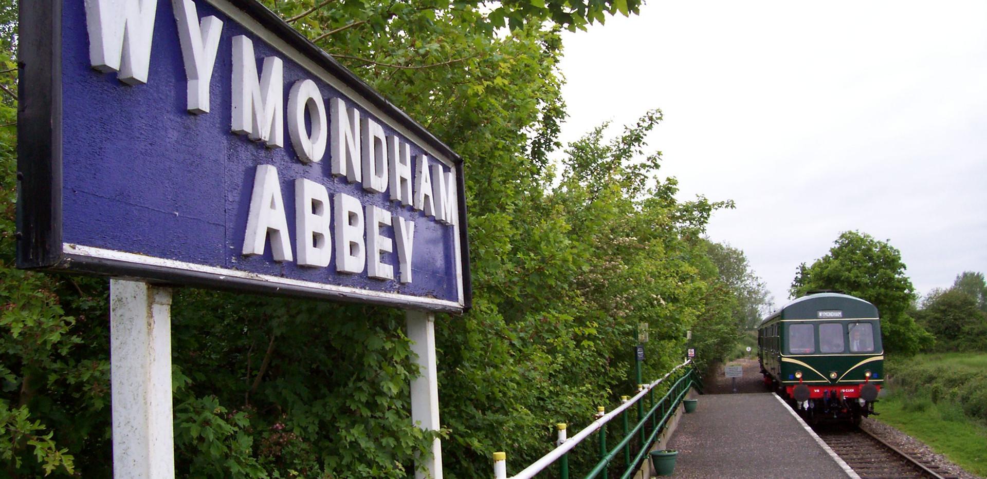 Wymondham Abbey Station