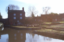 Hartshill Boatyard Manager's House