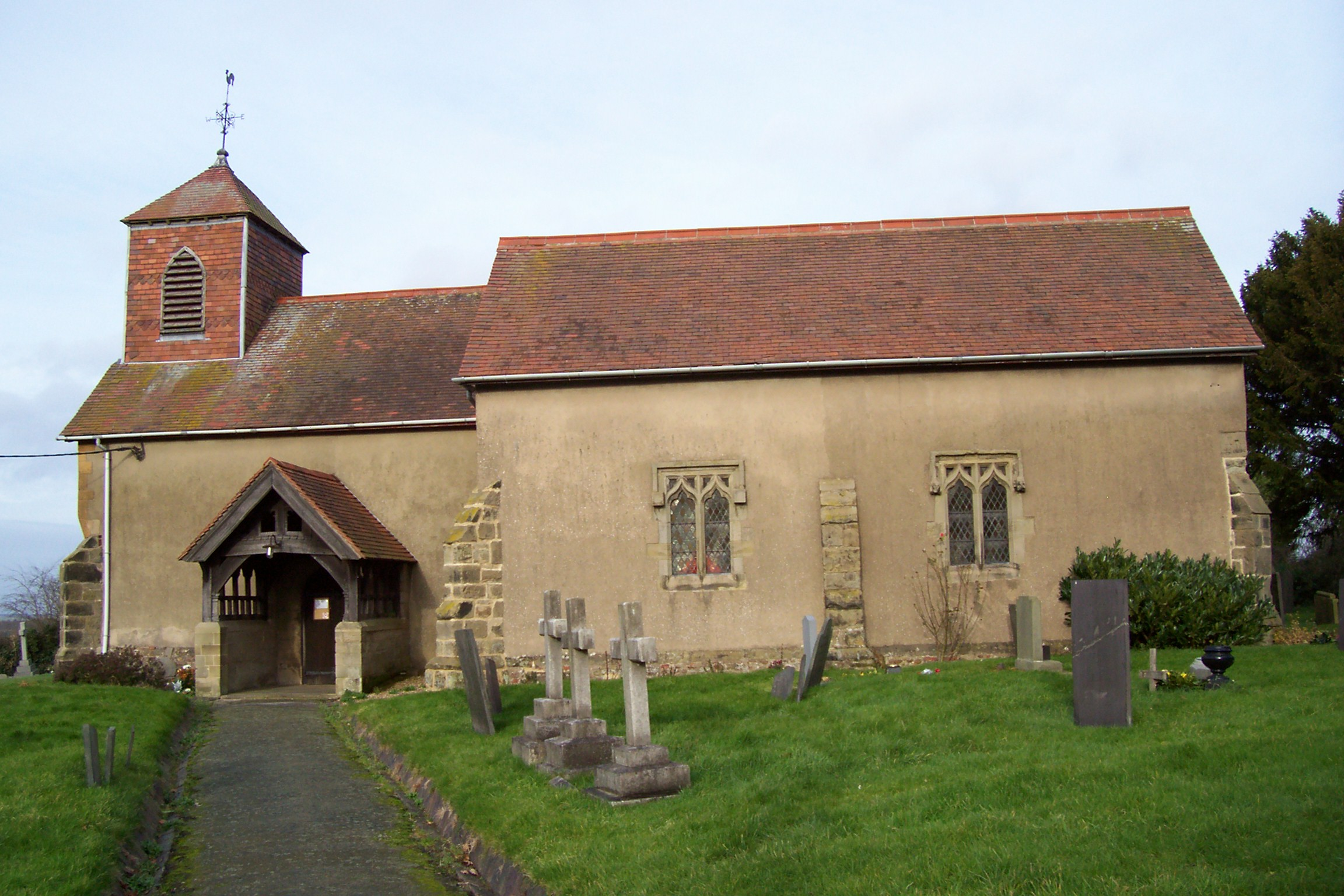 St. James the Greater, Dadlington