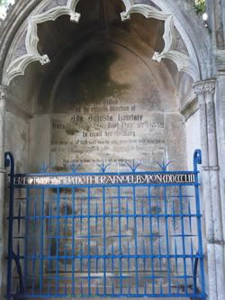 Ada Lovelace Memorial
