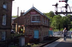 Grosmont Signal Box