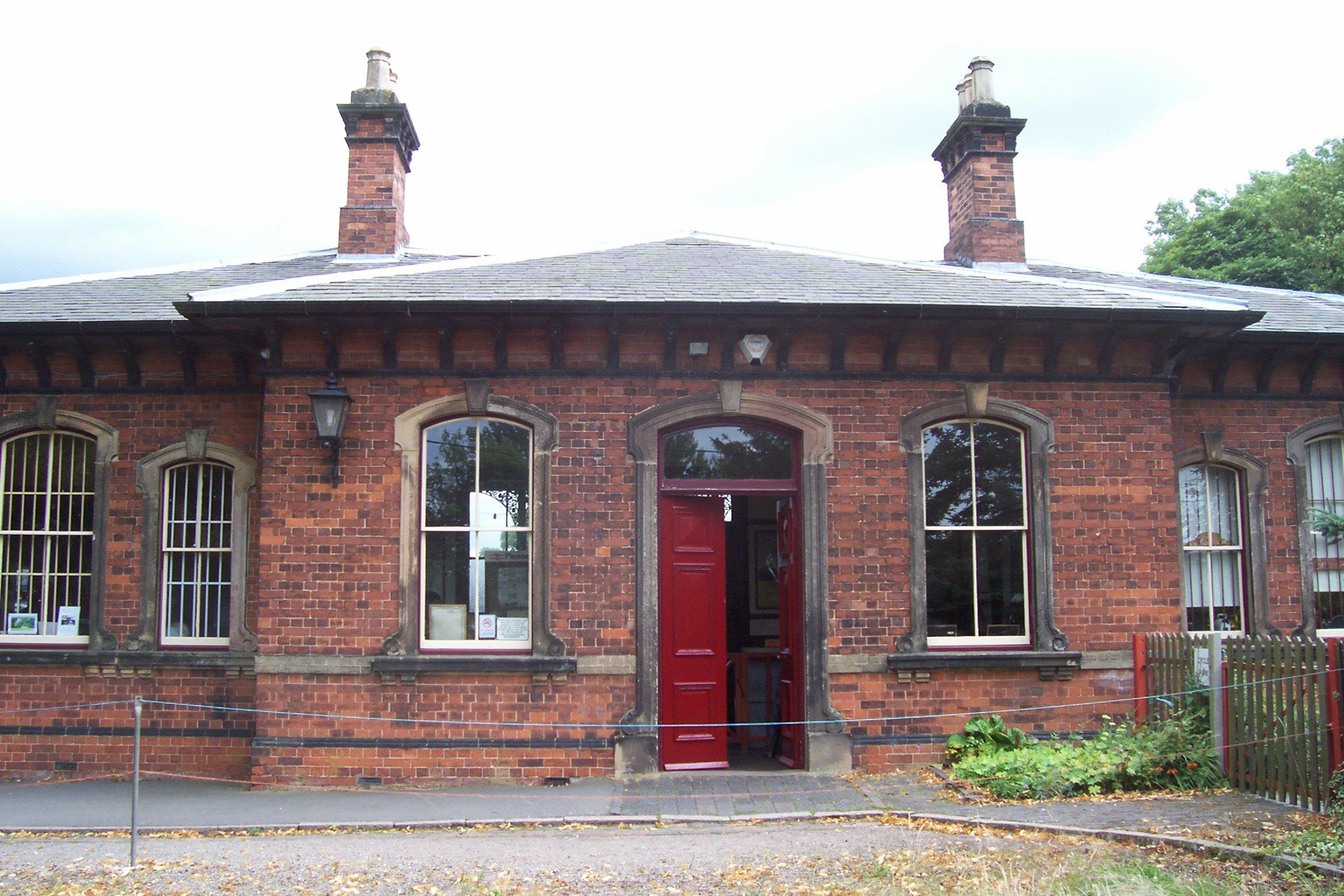 Shackerstone Station