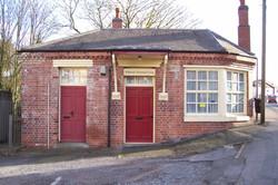 Whitwick Railway Station