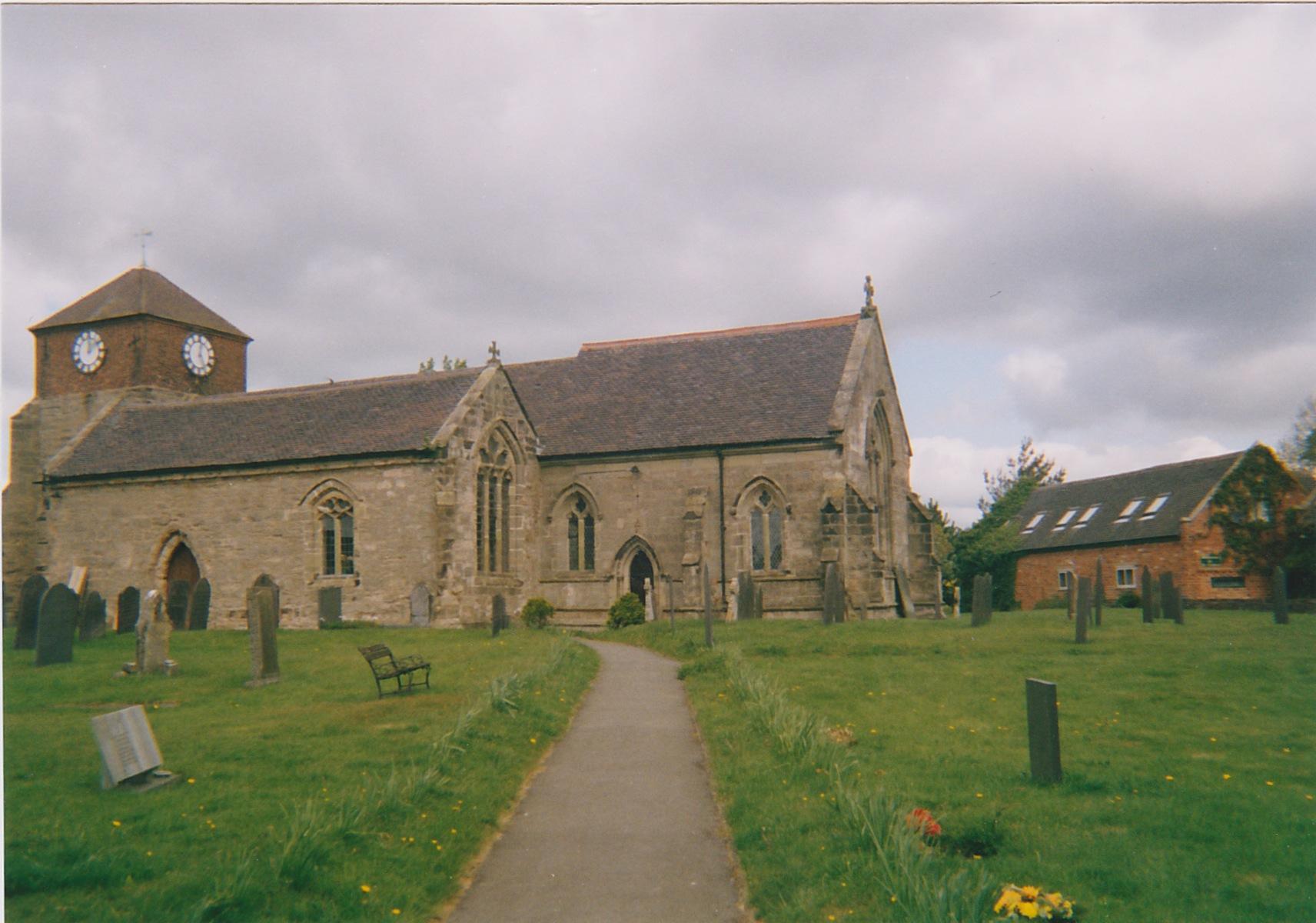 Sutton Cheney, St. James
