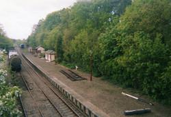 Market Bosworth Down Platform