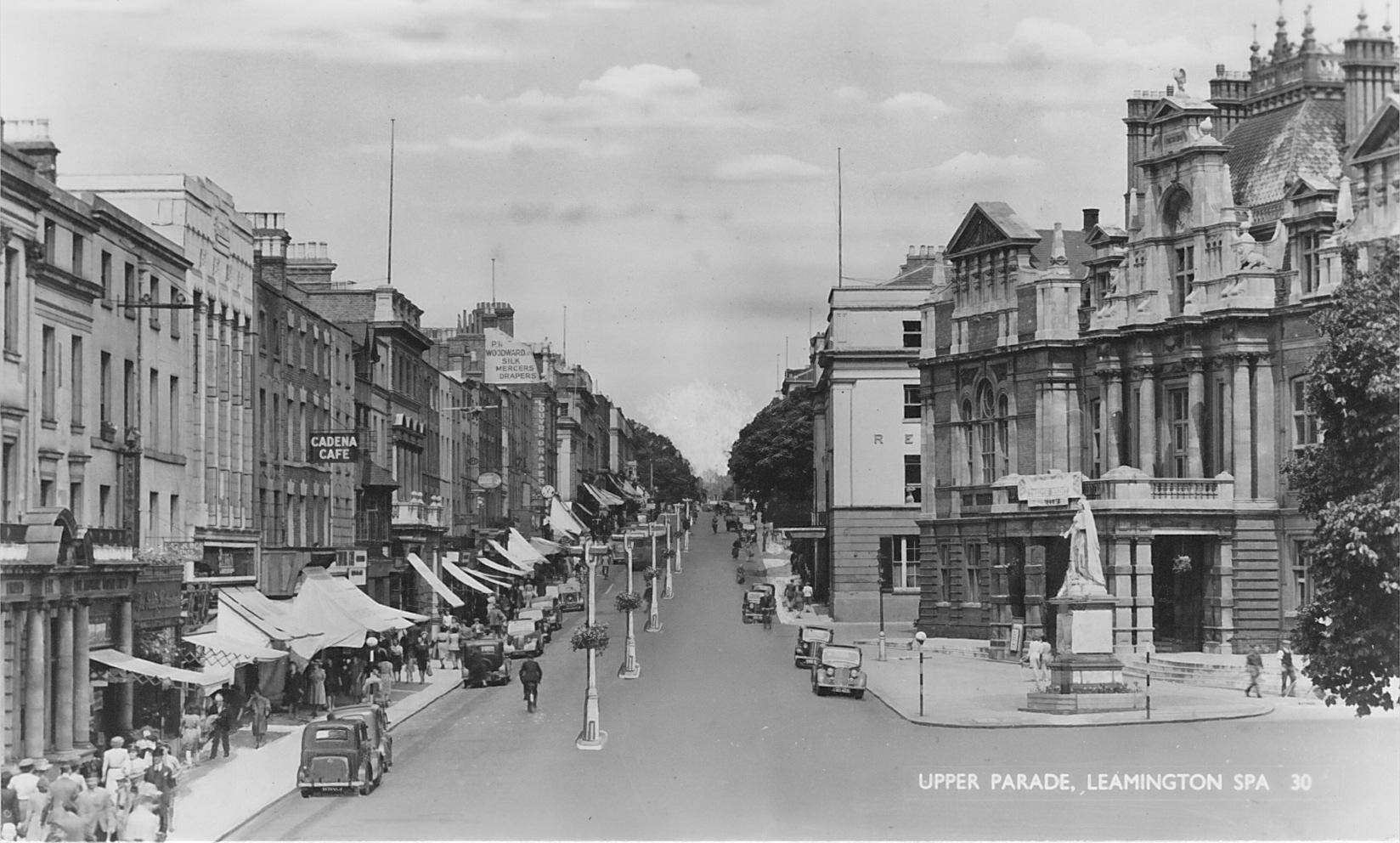 The Parade, 1950s