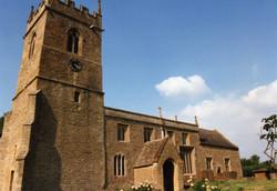 St. John The Baptist, Cherington