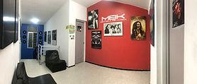 Pasillo MBK Escuela de Música