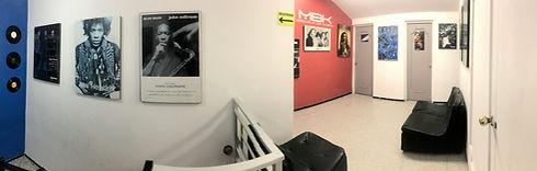 Escaleras MBK Escuela de Música