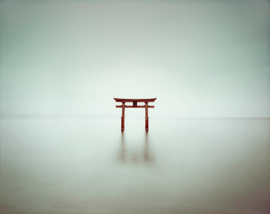 白髭浜 Shirahige Shrine
