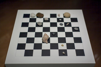 Everyone thought that the encounter of the two chess players was accidental