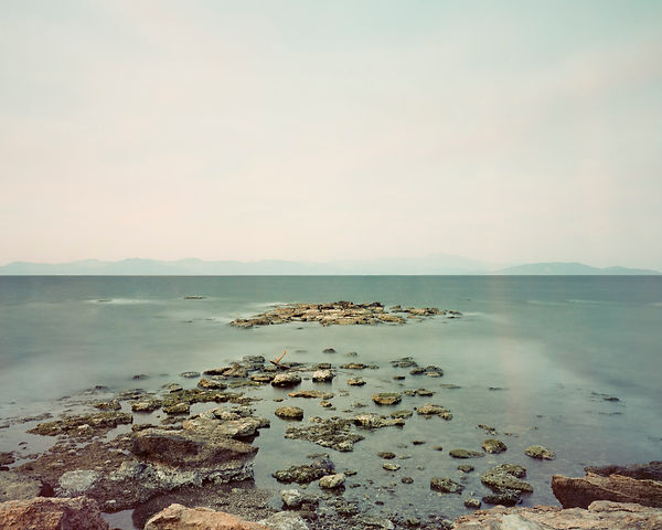 Imaginary lines #3 (Aegean Sea West) , 2