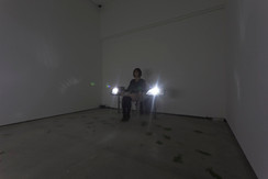 Bright Dark (installation view)