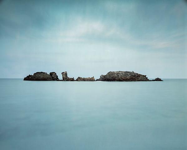 Imaginary lines #4 (Sea of Crete West),