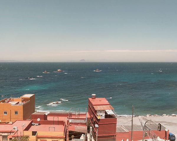 Imaginary lines #2 (Gibraltar Strait-Sou
