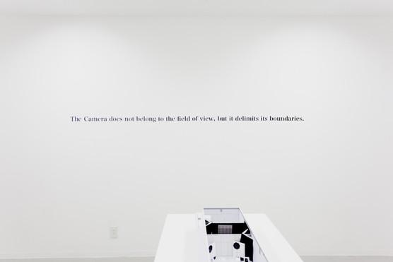 Speak the Unspeakable (installation view)