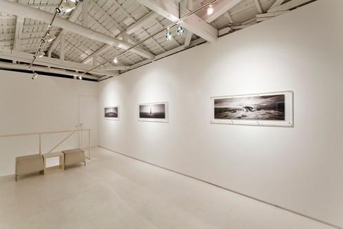 Installation view from 'Landshaft V',2010
