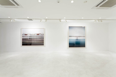 Colossus Drive and the Black Sun (installation view)