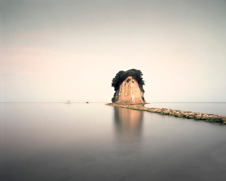 見附島 Mitsuke-jima