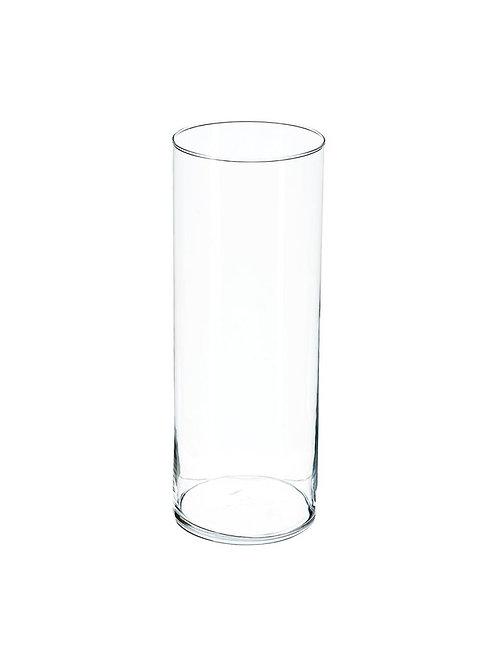 Transparente Vase 40cm