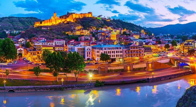 Tbilisi (day time)