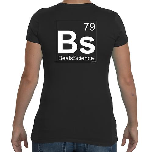 Ladies Bs Sporty V-Neck T-Shirt