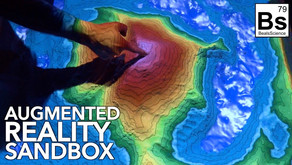 Augmented Reality Sandbox will Blow Your Mind