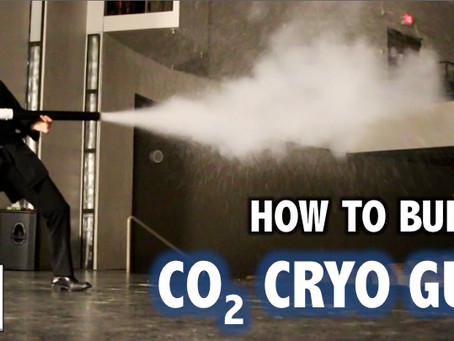 How to Build a CO2 Cryo Gun
