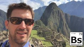 Testing Altitude Sickness in Peru