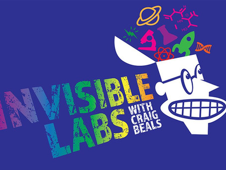 Invisible Labs with Craig Beals - FLIR Educational Series Trailer