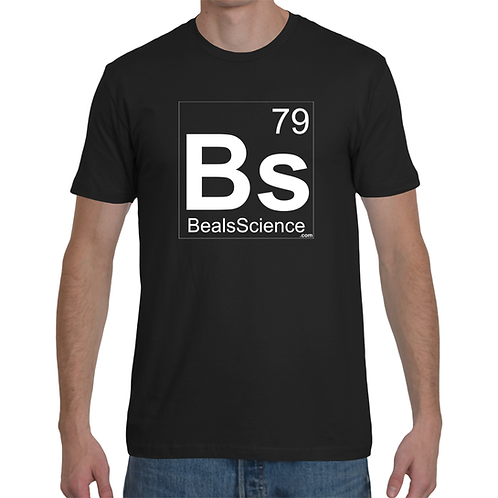 Beals Science Athletic Logo T-Shirt