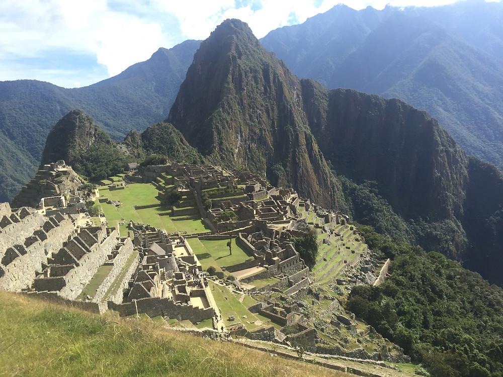 Machu Picchu - Testing Altitude Sickness