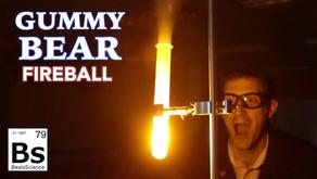 Gummy Bear Sacrifice - Burning Calories with Science