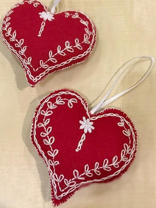 Danish Xmas Heart