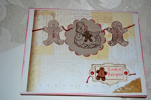 Gingerbread & Cookies Card Set  Item #1322