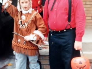 Nostalgic Halloween Costumes