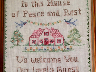 My Artistic Passion - Embroidery