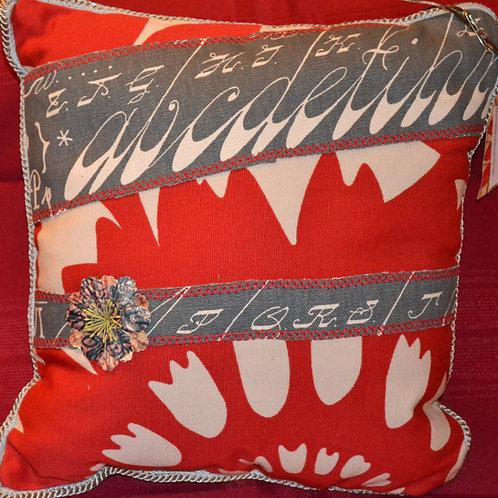 Chalkboard Pillow #2  Item #1331