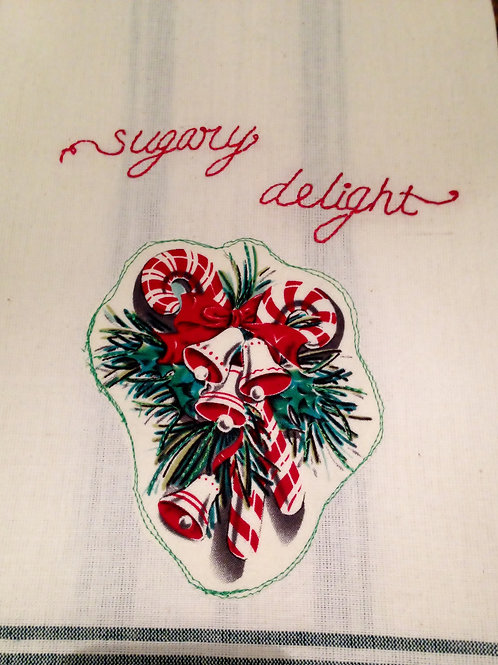 Sugary Delights - Candy Canes