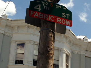 Fabric Row - Philadelphia