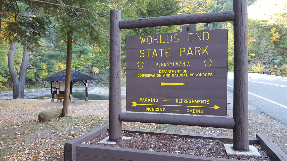 Loyalsock Trail & Worlds End State Park