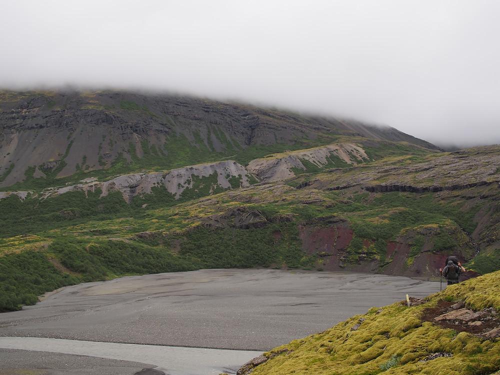 Climbing in Lónsöræfi