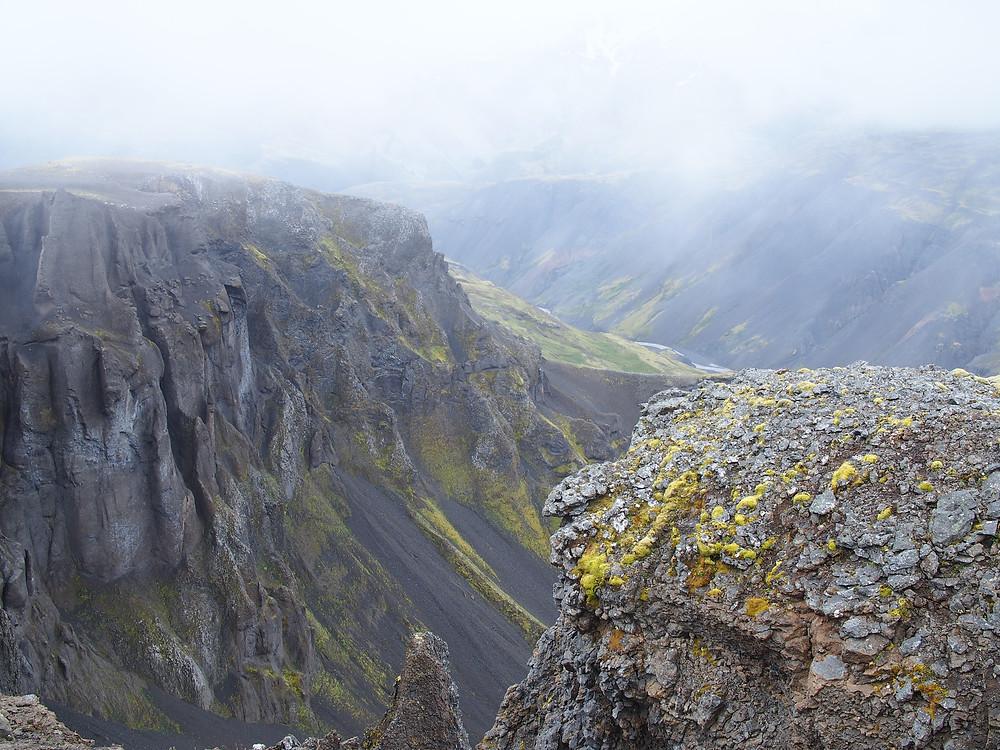 Tröllakrókar cliffs