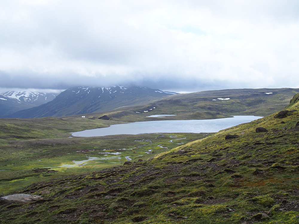 Egilssel and Kollumúlavatn