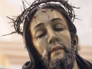 Preghiera al SS Crocifisso Miracoloso del Sacro Monte di Brienza