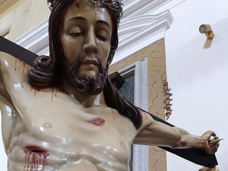 PREGHIERA AL SS CROCIFISSO DEL SACRO MONTE DI BRIENZA