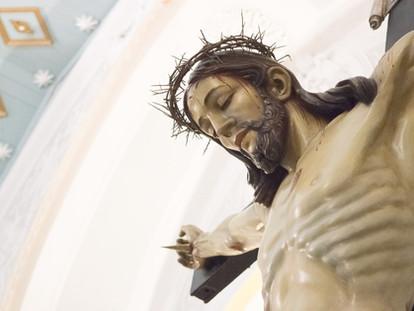 DOMENICA 25 LUGLIO il SS Crocifisso Miracoloso salirà in processione sul Sacro Monte di Brienza